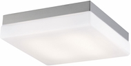 Avenue Lighting HF1110-BN Cermack St. Contemporary Brushed Nickel LED 11  Ceiling Lighting Fixture