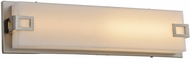 Avenue Lighting HF1118-BN Cermack St. Contemporary Brushed Nickel LED 26  Vanity Light Fixture