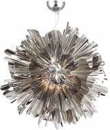 Avenue Lighting HF1301-CH Bowery Lane Modern Chrome Halogen 28  Pendant Light Fixture