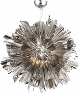 Avenue Lighting HF1302-CH Bowery Lane Contemporary Chrome Halogen 20  Pendant Lighting Fixture