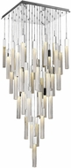 Avenue Lighting HF1903-41-BOA-CH Boa Polished Chrome Halogen Multi Ceiling Light Pendant