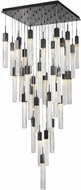 Avenue Lighting HF1903-41-BOA-DBZ Boa Dark Bronze Halogen Multi Ceiling Pendant Light