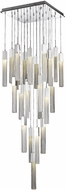 Avenue Lighting HF1904-25-BOA-CH Boa Polished Chrome Halogen Multi Hanging Light