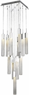 Avenue Lighting HF1905-13-BOA-CH Boa Polished Chrome Halogen Multi Ceiling Light Pendant