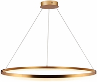 Avenue Lighting HF5029-GL Circa Modern Gold LED 39.4  Lighting Pendant