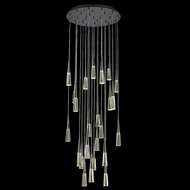 Avenue Lighting HF7725-GM Encino Contemporary Gun Metal LED Multi Drop Lighting