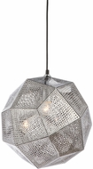 Avenue Lighting HF8001-CHR La Brea Ave. Contemporary Chrome Hanging Lamp