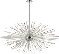 Avenue Lighting HF8200-CH Palisades Ave. Modern Chrome Hanging Lamp