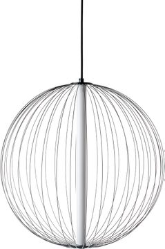 Avenue Lighting HF8210-BK Delano Contemporary Black LED Hanging Light