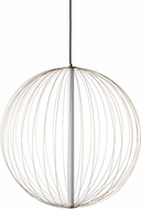 Avenue Lighting HF8210-GL Delano Modern Gold LED Pendant Light Fixture