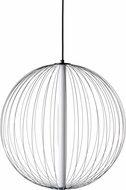 Avenue Lighting HF8211-BK Delano Modern Black LED Drop Lighting Fixture