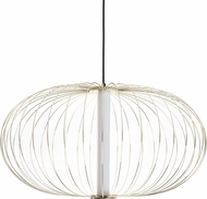 Avenue Lighting HF8213-GL Delano Modern Gold LED Lighting Pendant