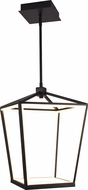Avenue Lighting HF9400-BK Park Ave. Contemporary Black LED 13  Foyer Lighting