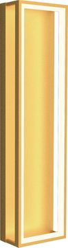 Avenue Lighting HF9404-GLD Park Ave. Contemporary Gold LED 16.5 Lighting Wall Sconce