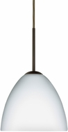 Besa 1BT-757207-LED-BR Sasha Modern Bronze LED Mini Lighting Pendant