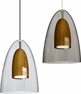Besa 1JT-DANO Dano Contemporary LED Cord Mini Pendant Light Fixture