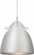 Besa 1JT-TUNE-SN Tune Modern Satin Nickel Mini Pendant Lighting Fixture
