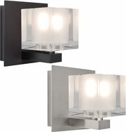 Besa 1WF-BOLOFR Bolo Modern Clear/Frost Wall Lighting