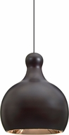 Besa 1XT-FELIX-LED-BR Felix Modern Bronze Bronze LED Mini Pendant Lighting