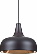 Besa 1XT-PERSIA-LED-BR Persia Modern Bronze Bronze LED Mini Lighting Pendant