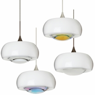 Besa 2633 Focus Contemporary 6.5  Wide Mini Pendant Lighting