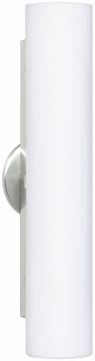 Besa 3NW786007 Baaz 20 Large Modern Exterior Wall Sconce