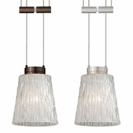 Besa 5125GL Nico Contemporary 3.5  Wide Mini Drop Lighting