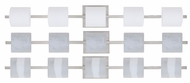 Besa 5WS7873 Paolo 5-light Contemporary Bathroom Lighting Fixture