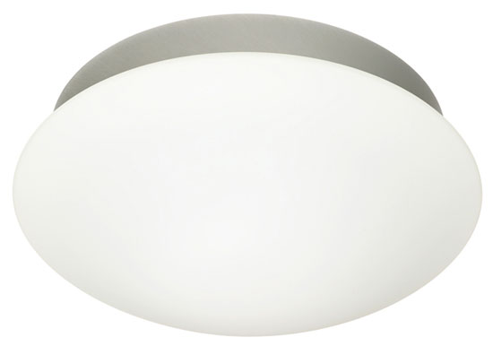 Besa 9040 Slipstream Large Contemporary Flush Mount Kitchen Ceiling Light