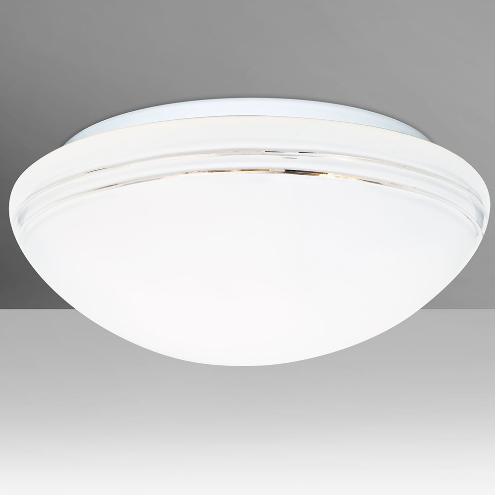 Besa 911010c Bobbi Contemporary Opal Cut 12 Ceiling Lighting