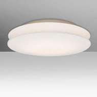 Besa AURA1207C-LED Aura Contemporary Opal Matte LED 12.5  Ceiling Lighting