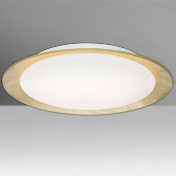 Besa Lighting TUCA15GFC-LED Tuca Contemporary LED Flush Lighting