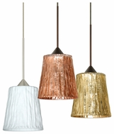 Besa Nico 4 Contemporary Low-Voltage Mini Pendant Light