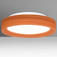 Besa PELLA13CHC-LED Pella Cherry LED Ceiling Lighting Fixture