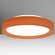 Besa PELLA16CHC-LED Pella Cherry LED Flush Lighting