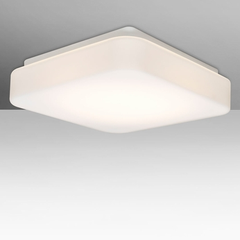 Besa PRIMO14C-LED Primo Contemporary Opal Matte LED 14  Ceiling Lighting Fixture