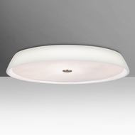 Besa SOPHI1407C Sophi Contemporary Opal Halogen 14  Flush Mount Lighting Fixture