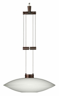 Besa Spazio Contemporary Low-Voltage Adjustable Pendant Light