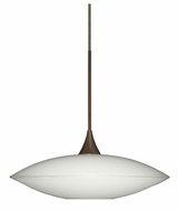 Besa Spazio Contemporary Low-Voltage Pendant Light