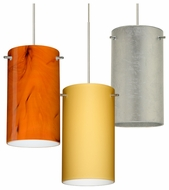 Besa Stilo 7 Contemporary Mini Pendant Light