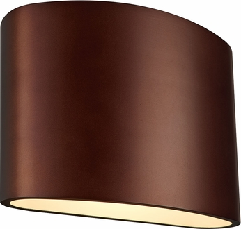 Bruck 103030BZ-3-90 Encore Modern Bronze LED Wall Sconce Lighting