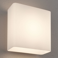 Bruck 103045WH-3-90 Glaz Contemporary White LED Wall Sconce