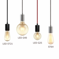 Bruck 110050 Gents Modern Mini Pendant Lamp