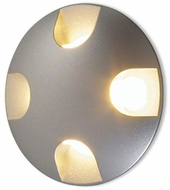 Bruck 135215 Quattro Modern Amber LED Wall Lighting Sconce