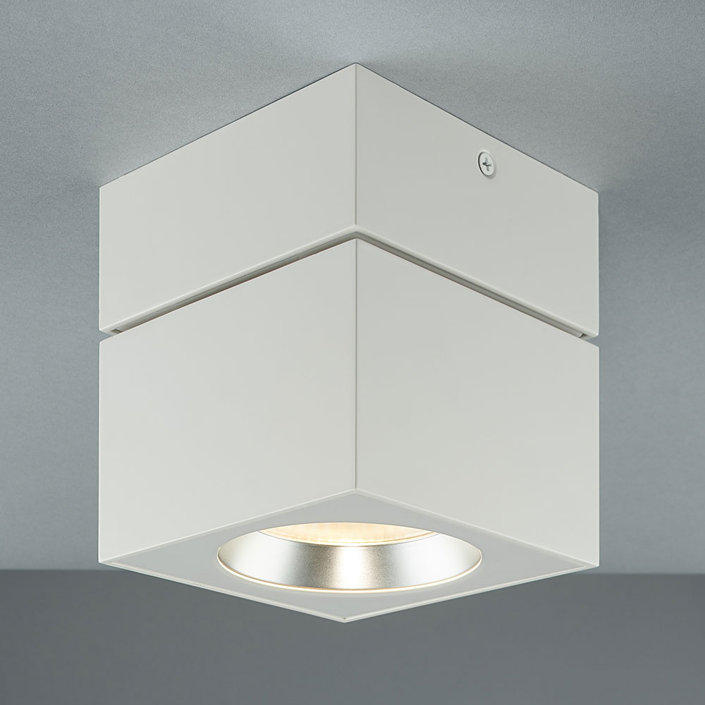 Bruck 138230 Surface Mount Square Modern LED Ceiling Lighting - BRU ...
