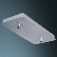 Bruck 240245 Uni-Plug Two Point Linear Canopy with Transformers