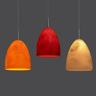 Bruck Alexander Contemporary Halogen Mini Pendant Light
