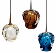 Bruck Aurora Contemporary Halogen Mini Hanging Lamp