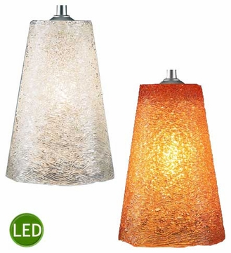 Bruck Bling II LED Textured Pendant