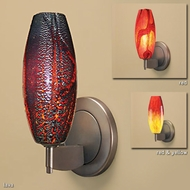 Bruck Ciro Art Glass Wall Sconce